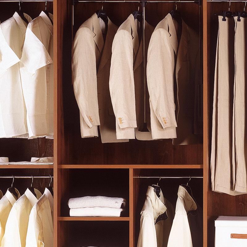 ¿Que material elijo para mi armario?