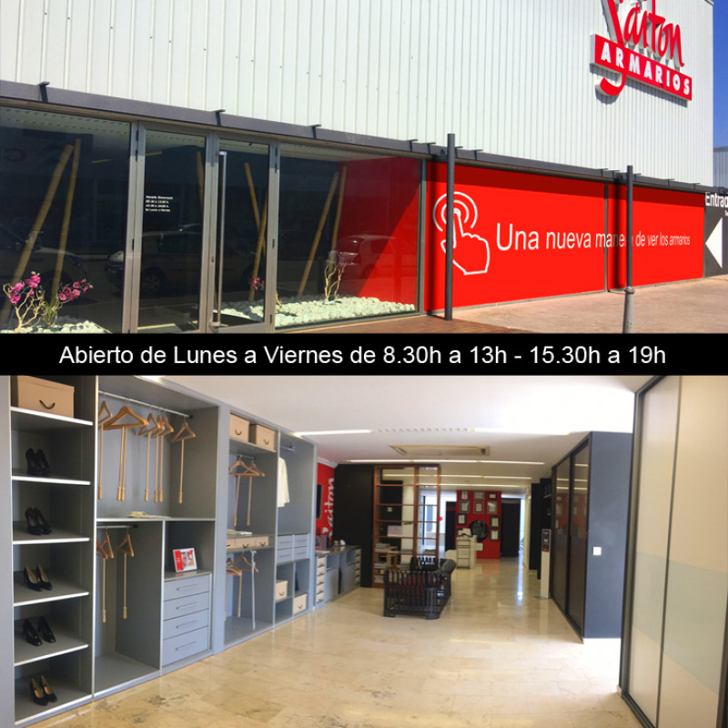 Nuestro Showroom permanente
