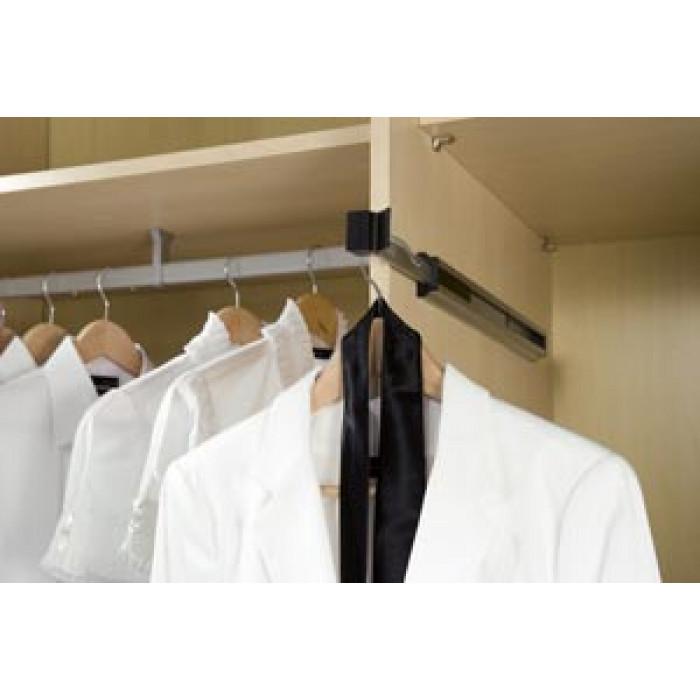 Barra presentacion armario - Barras de armario ...