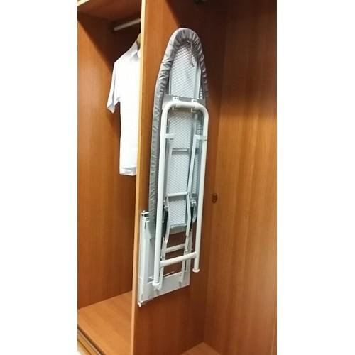 Tabla planchar extraible armario for Armario poco fondo