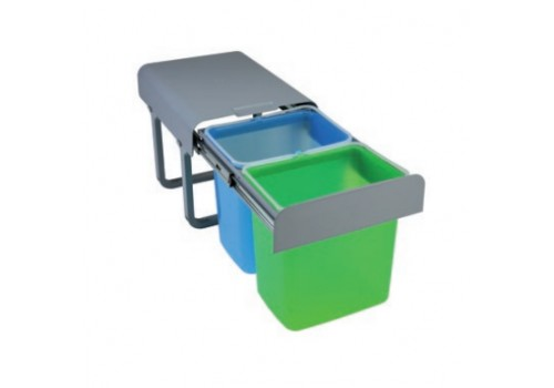 Cubo reciclaje - Cubo basura extraible ...