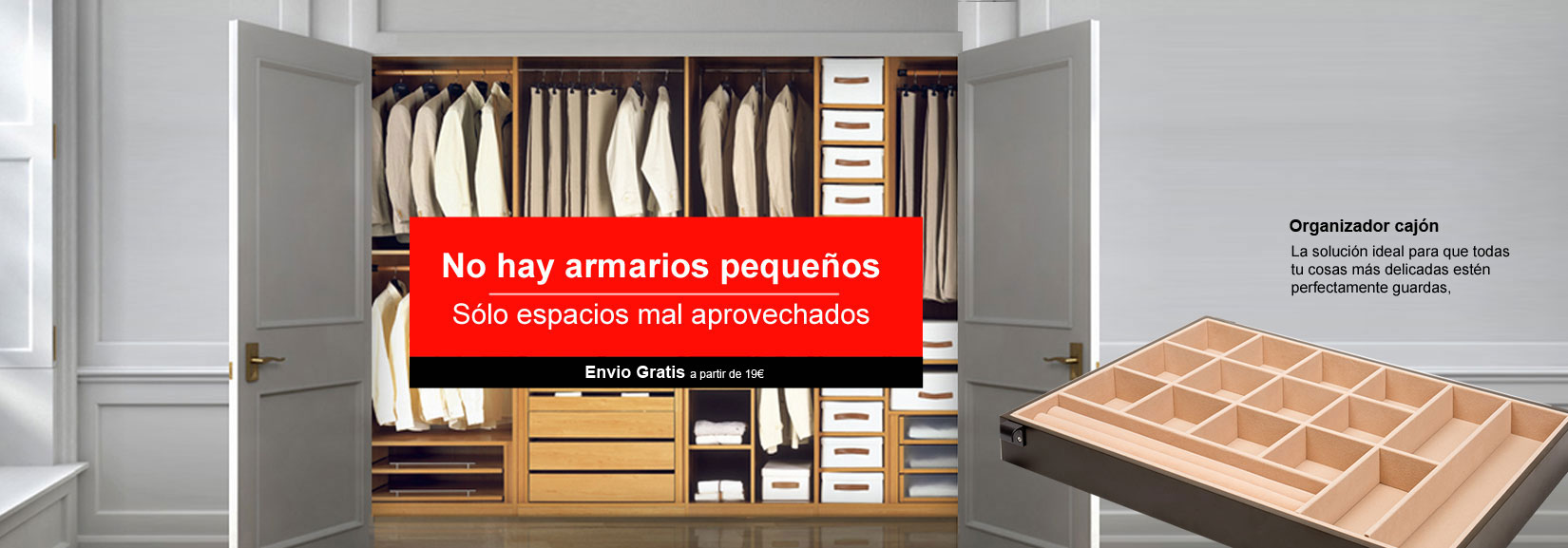 Disea tu armario empotrado top estira los metros de tu - Disena tu armario empotrado ...