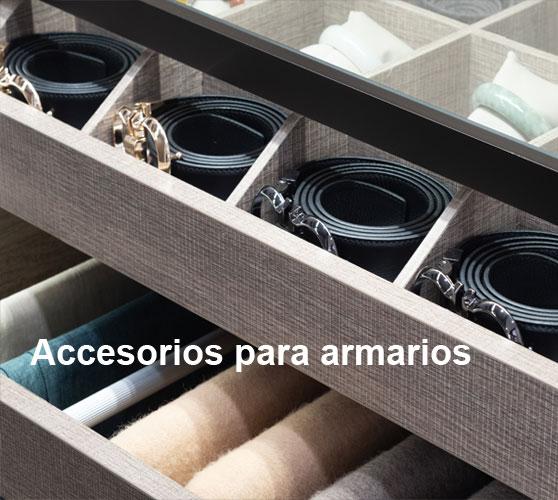 Para todo tipo de armarios